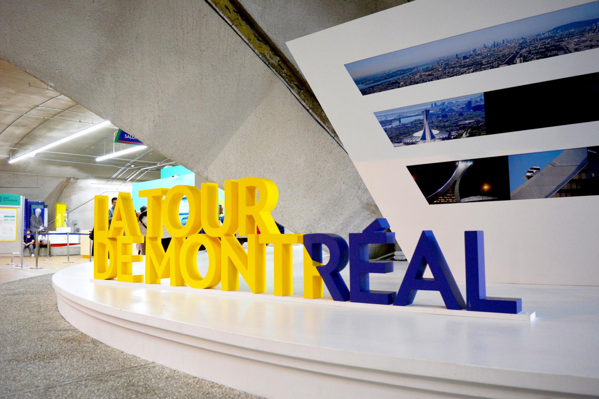 Tour de Montréal — Revitalisation